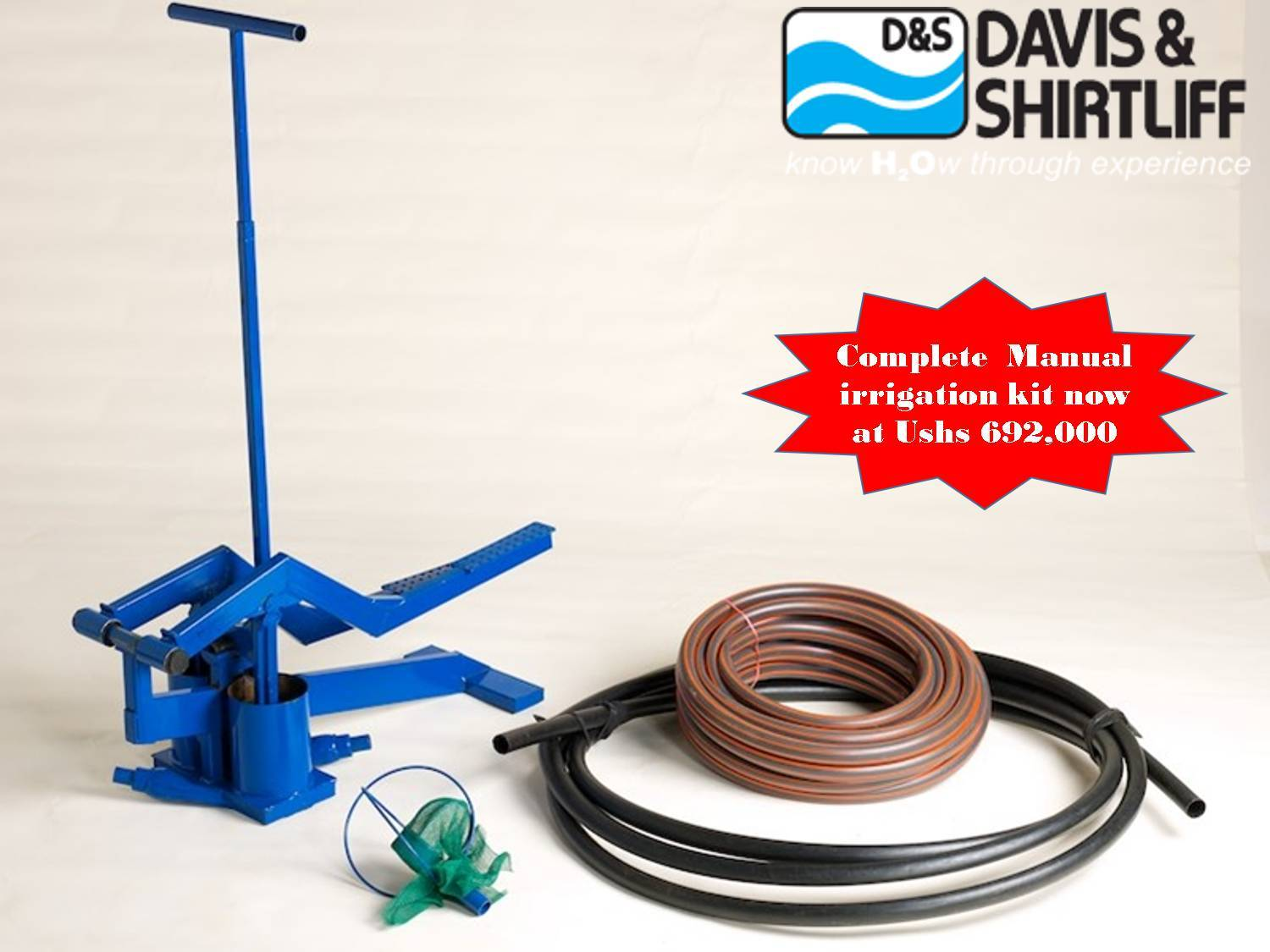 Dayliff Money Maker water pump