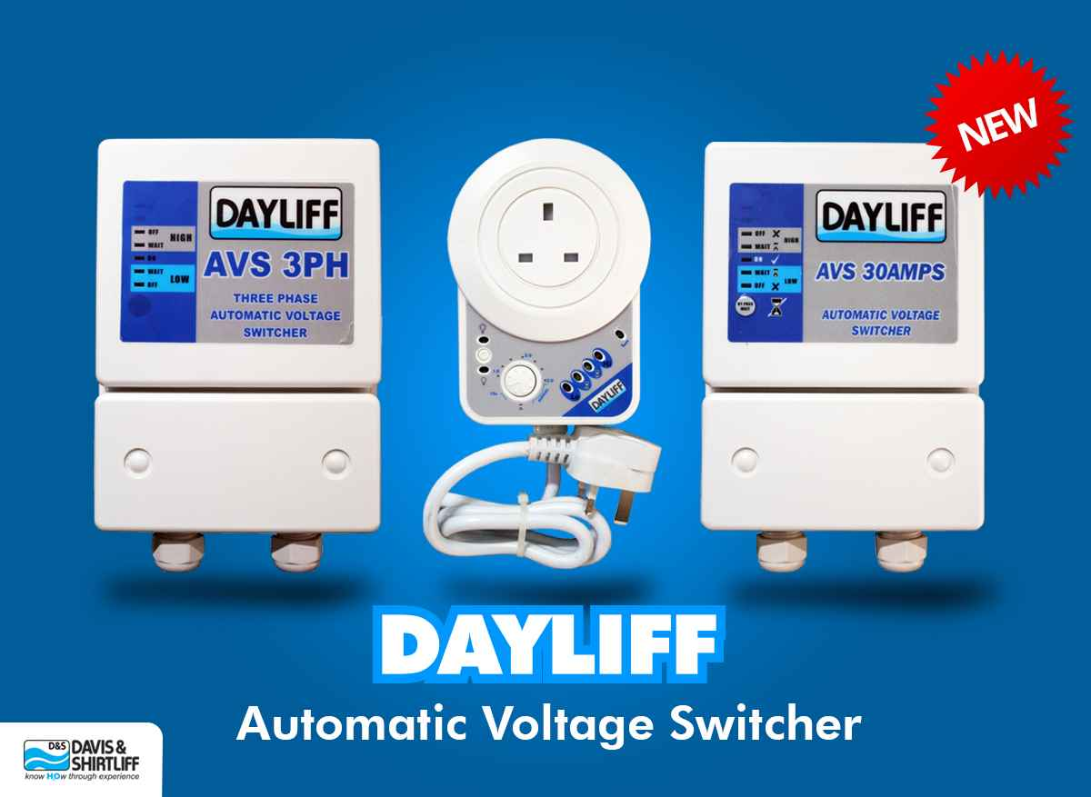 Dayliff Automatic Voltage Switcher