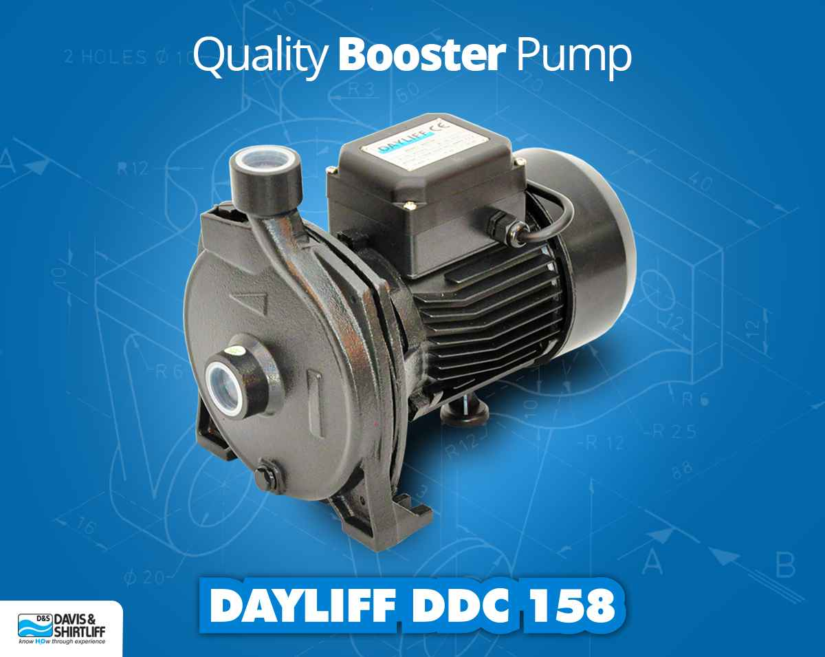 Dayliff DDC158 Water Booster Pump