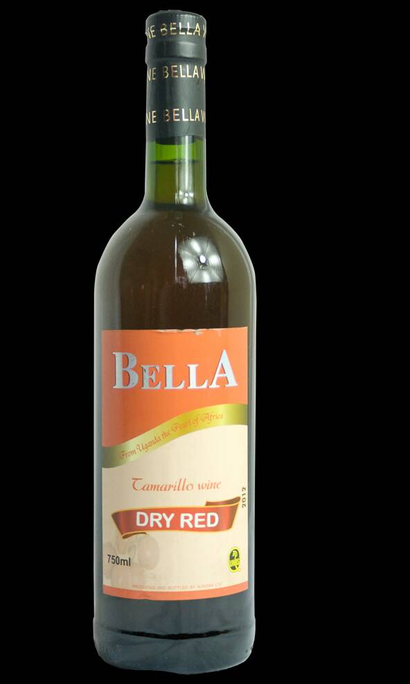 Bella Tamarillo Dry Red Wine (750ML)