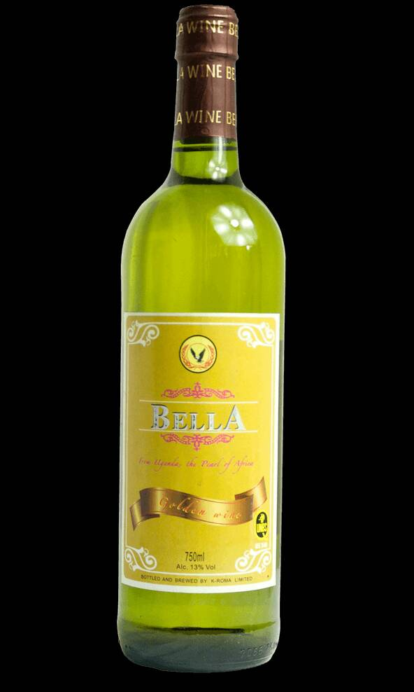 Bella Golden White Wine (750 ml)