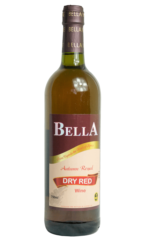 Bella Autumn Royal Dry Red Wine (750 ml)