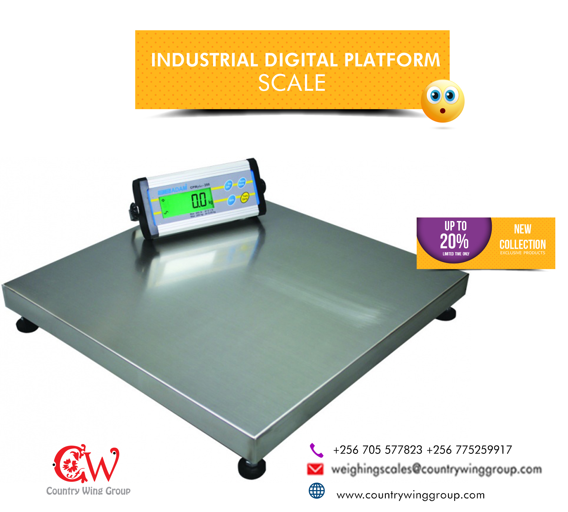 Floor Scales and Platform Scales