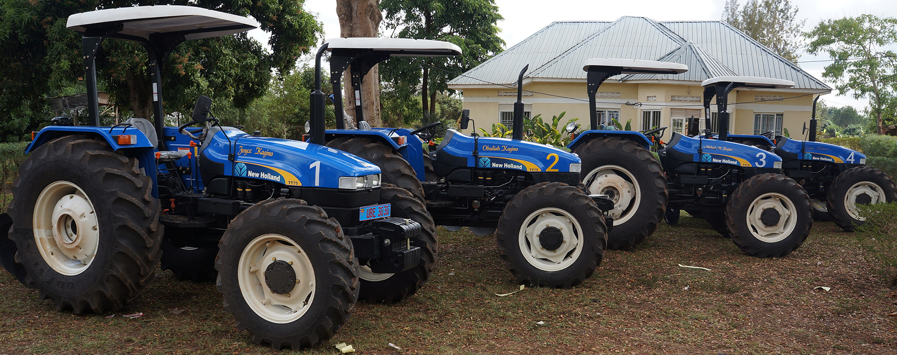 Tractor Hire Service