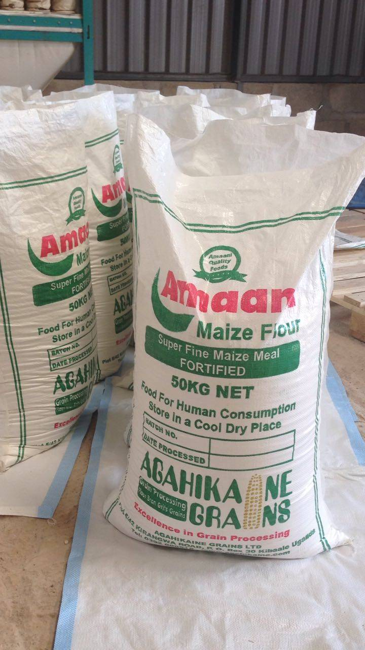 Nutritious White Maize Flour (Super Grade 1, 11/2)